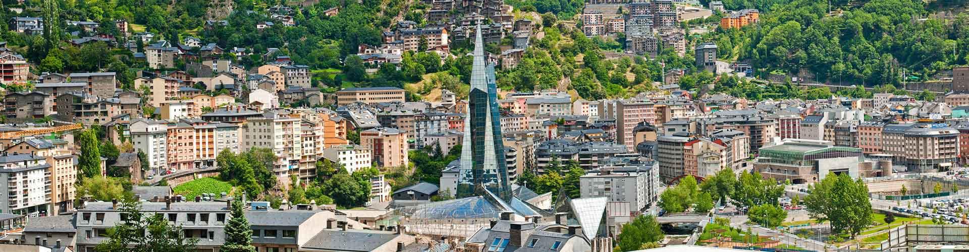 Andorra la Vella - Ifjúsági Szállások Andorra la Vellaben. Andorra la Vella térképek, fotók és ajánlások minden egyes ifjúsági szállásokra Andorra la Vella-ben.
