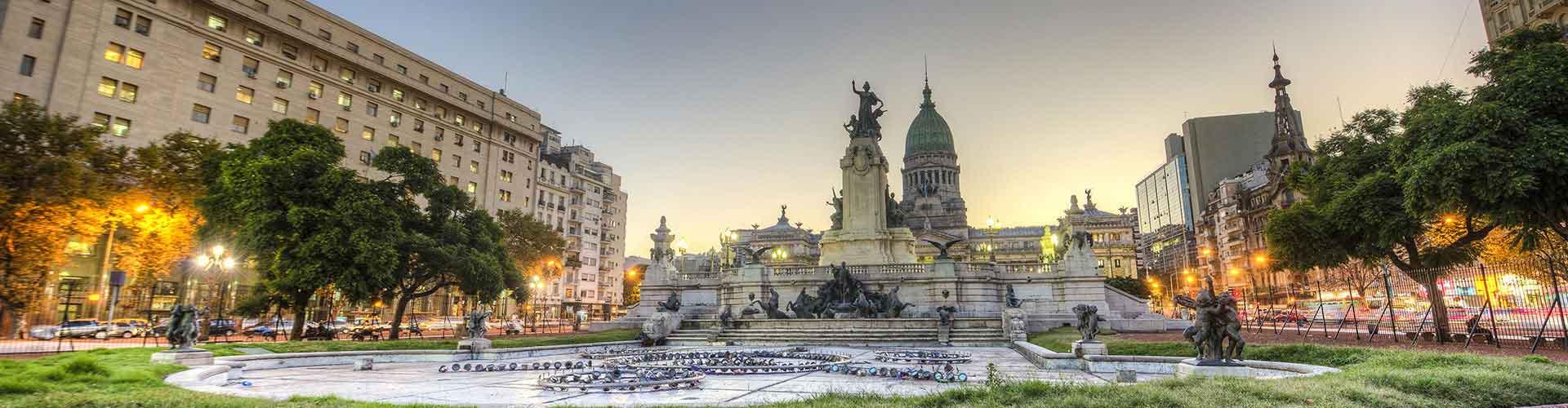 Buenos Aires - Ifjúsági Szállások Buenos Airesben. Buenos Aires térképek, fotók és ajánlások minden egyes ifjúsági szállásokra Buenos Aires-ben.