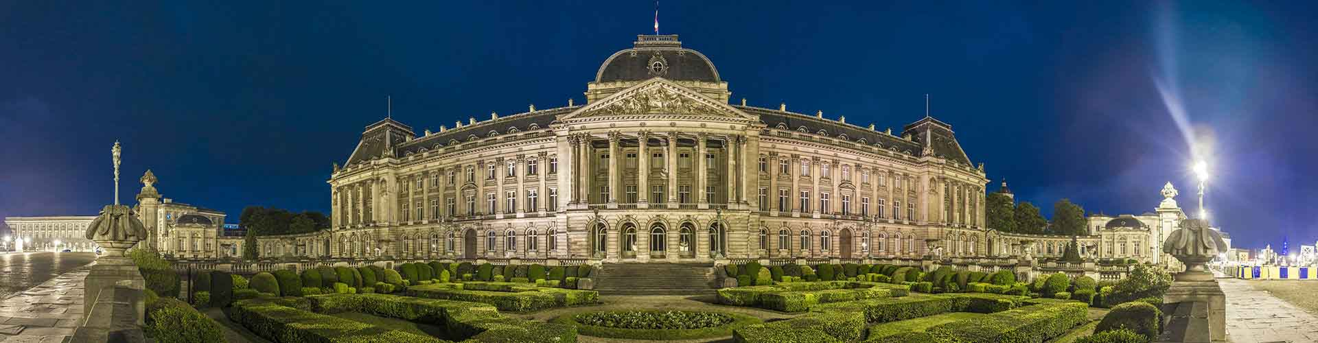 Brüsszel - Szobák Brüsszel város városrészen. Brüsszel térképek, fotók, és ajánlások minden egyes Brüsszel szobáról.