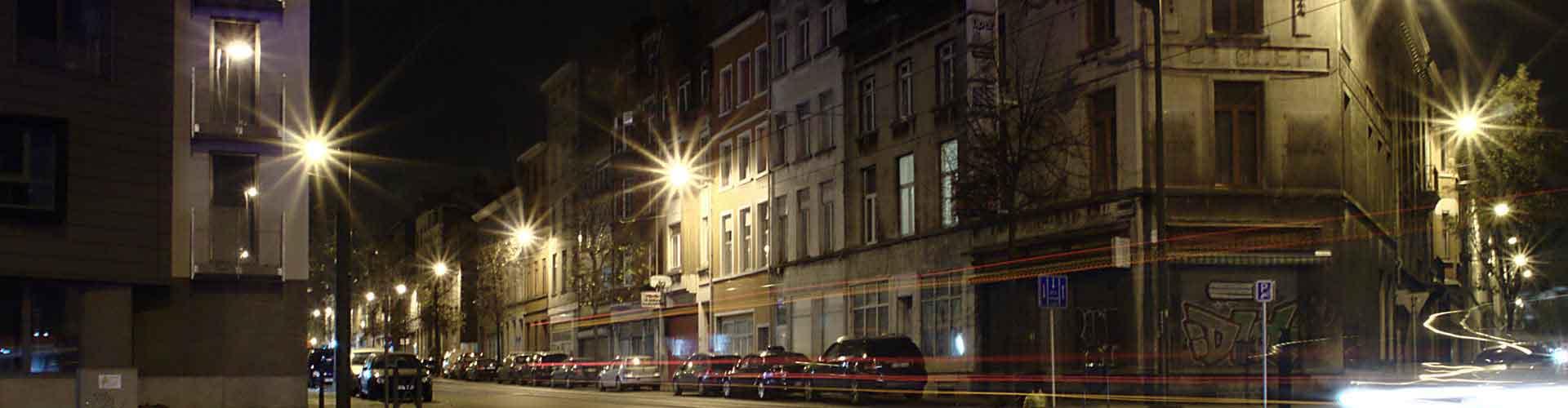 Brüsszel - Ifjúsági Szállások Molenbeek-Saint-Jean városrészen. Brüsszel térképek, fotók, és ajánlások minden egyes Ifjúsági Szállásra: Brüsszel