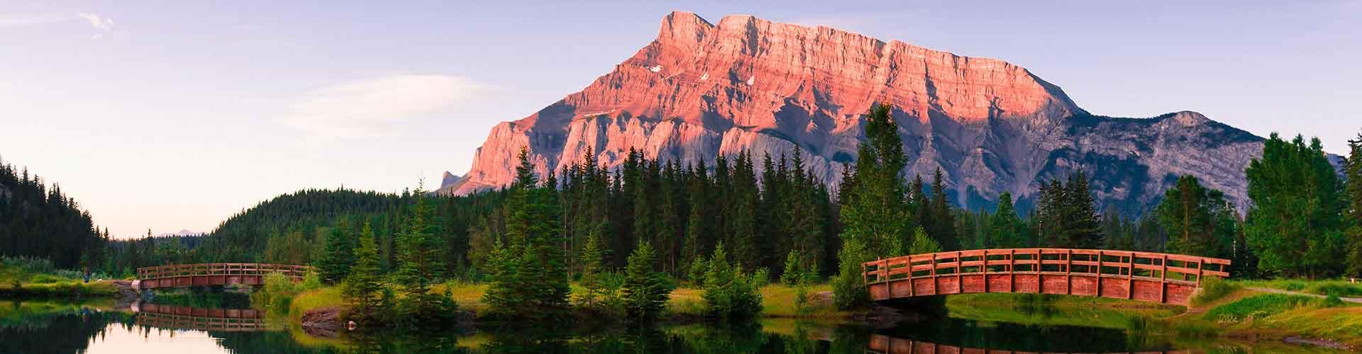 Banff - Ifjúsági Szállások Banffben. Banff térképek, fotók és ajánlások minden egyes ifjúsági szállásokra Banff-ben.
