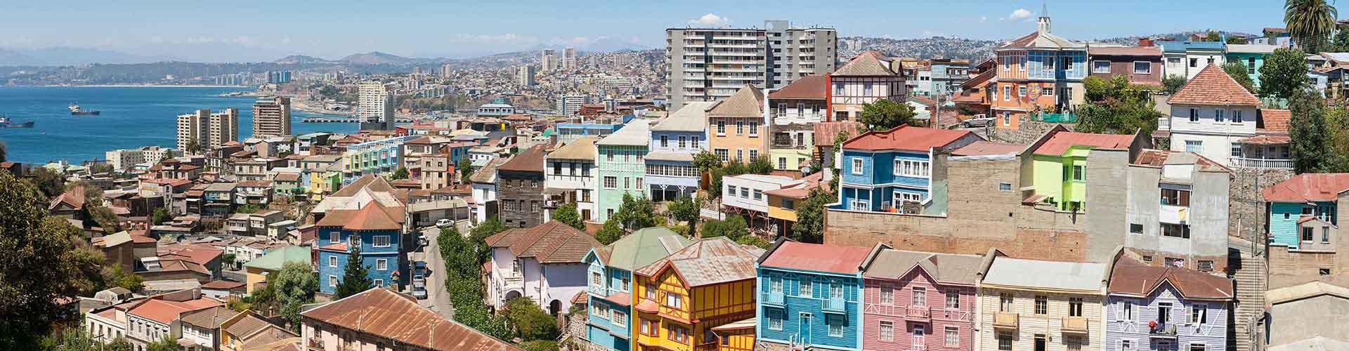 Valparaiso - Ifjúsági Szállások Valparaisoben. Valparaiso térképek, fotók és ajánlások minden egyes ifjúsági szállásokra Valparaiso-ben.