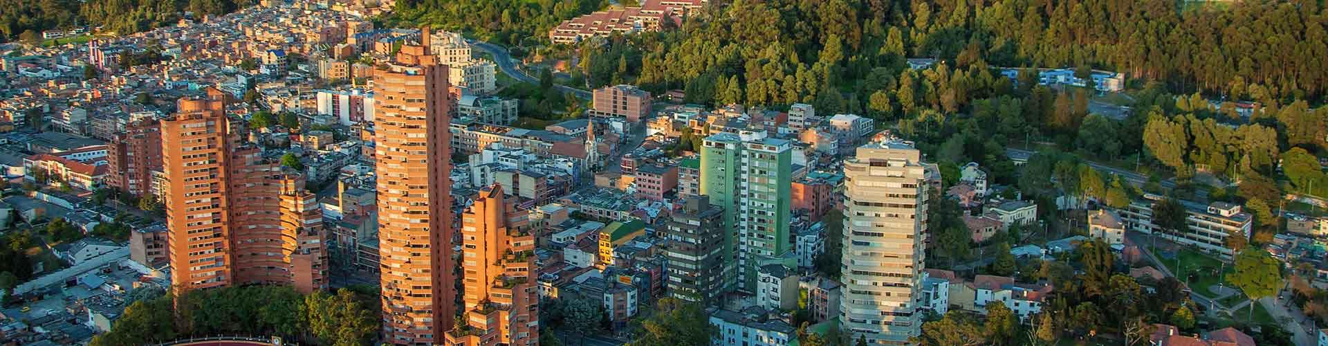 Bogota - Ifjúsági Szállások Bogotaben. Bogota térképek, fotók és ajánlások minden egyes ifjúsági szállásokra Bogota-ben.