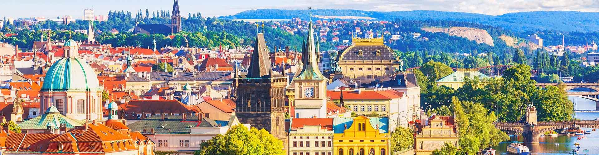 Prága - Ifjúsági Szállások Prágaben. Prága térképek, fotók és ajánlások minden egyes ifjúsági szállásokra Prága-ben.