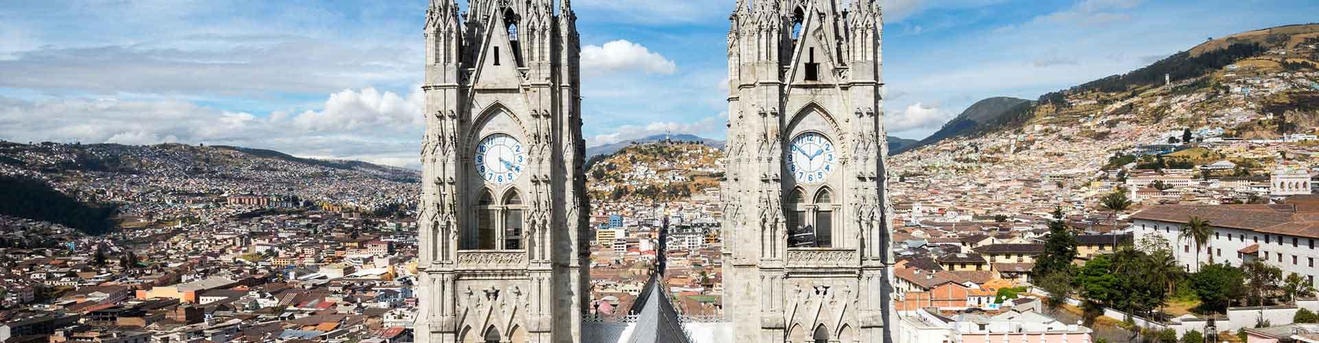 Quito - Ifjúsági Szállások Quitoben. Quito térképek, fotók és ajánlások minden egyes ifjúsági szállásokra Quito-ben.