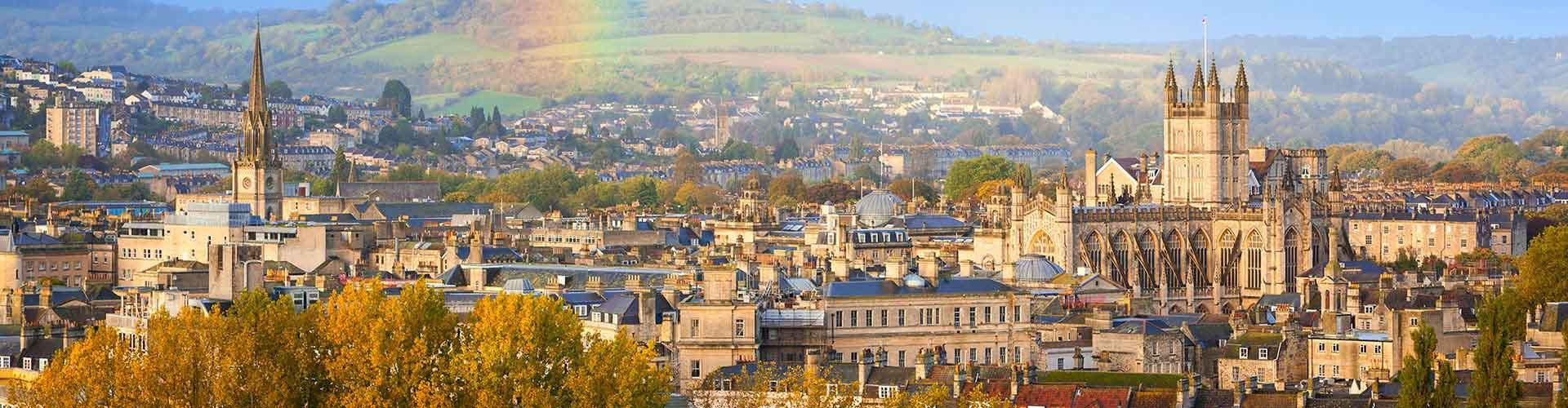 Bath - Lakosztályok Bath. Bath térképek, fotók és ajánlások minden egyes Bath lakosztályról.