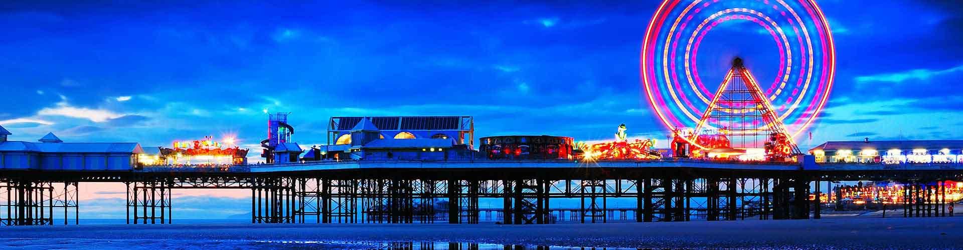 Blackpool - Ifjúsági Szállások Blackpoolben. Blackpool térképek, fotók és ajánlások minden egyes ifjúsági szállásokra Blackpool-ben.