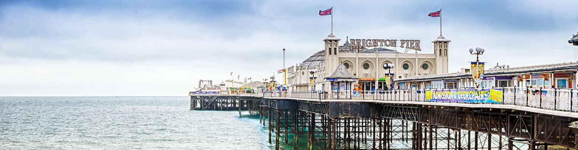 Brighton - Hotelek Brighton. Brighton térképek, fotók és ajánlások minden egyes Brighton hotelről.