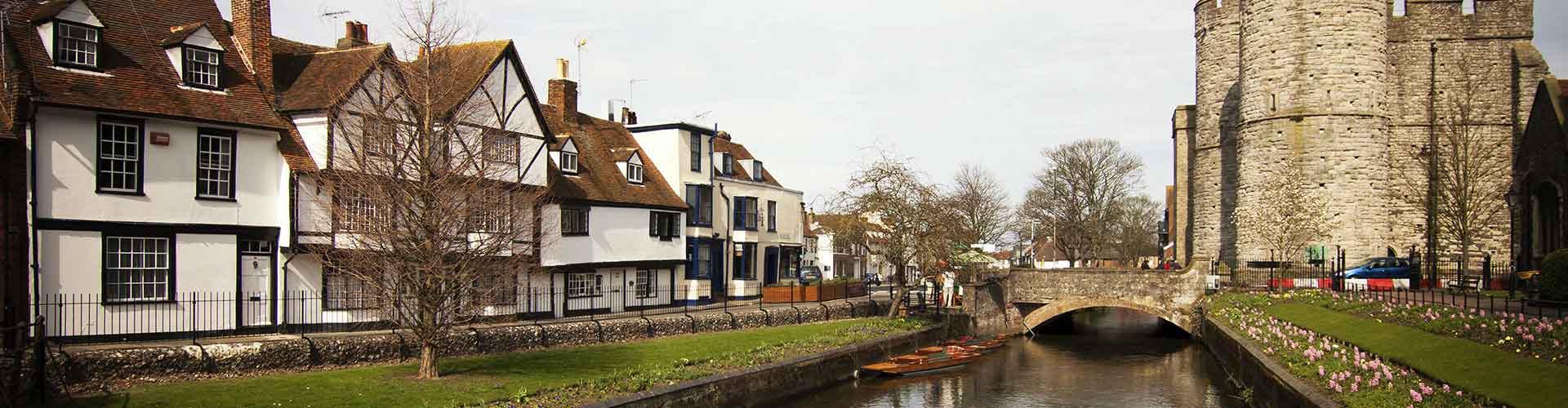 Canterbury - Szobák Canterbury. Canterbury térképek, fotók és ajánlások minden egyes Canterbury szobáról.