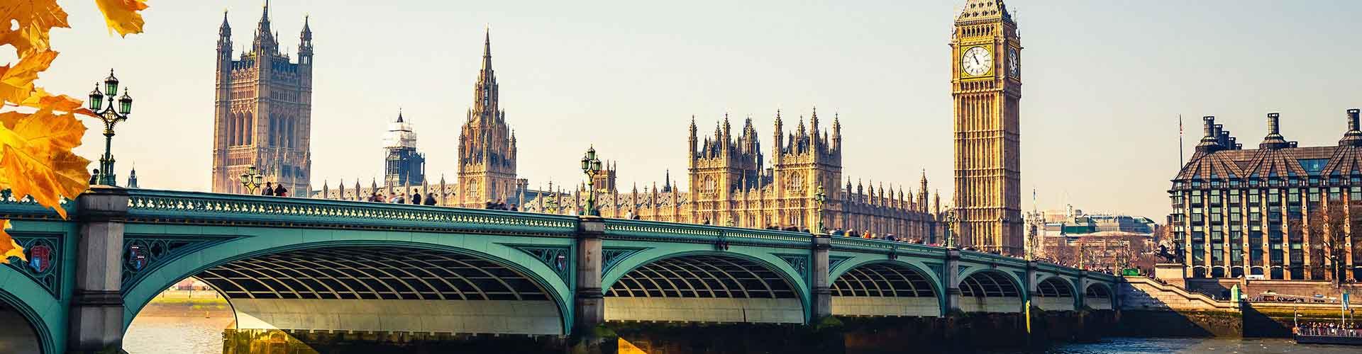 London - Lakosztályok közel London City Repülőtér. London térképek, fotók és ajánlások minden egyes London lakosztályról.