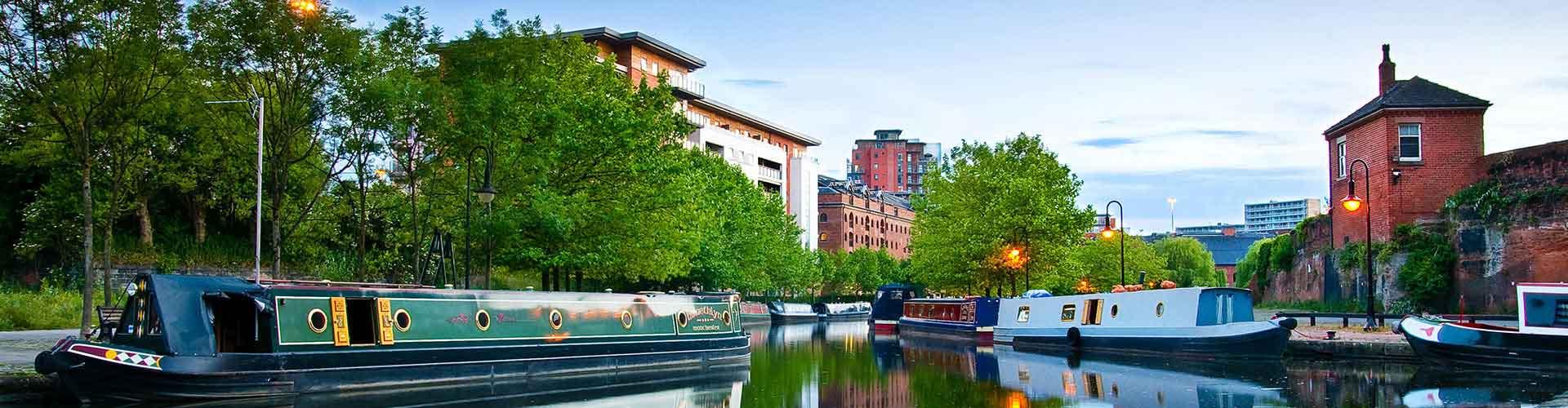 Manchester - Szobák Manchester. Manchester térképek, fotók és ajánlások minden egyes Manchester szobáról.
