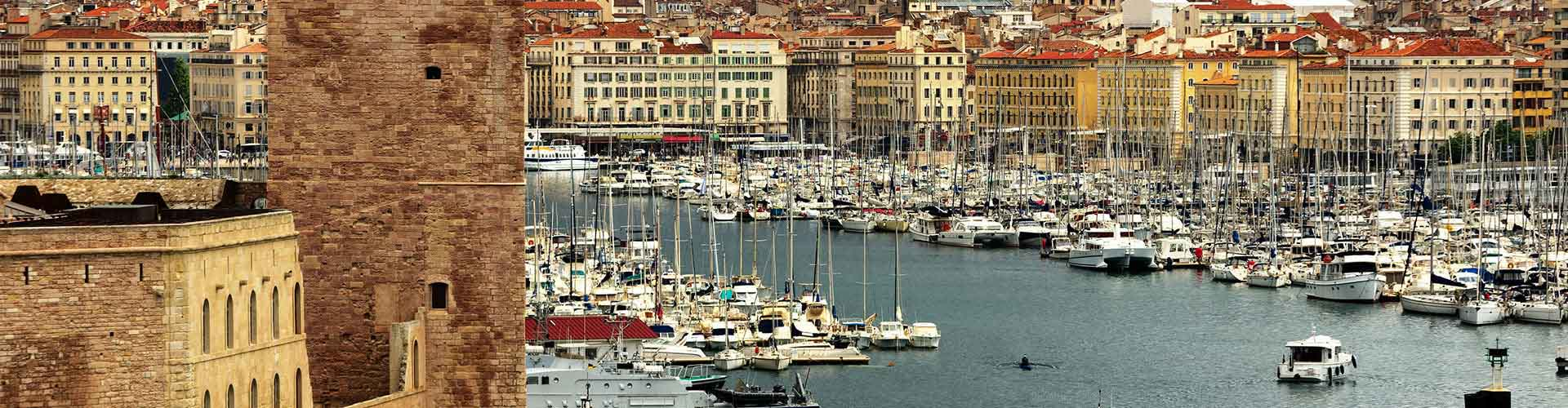 Marseille - Ifjúsági Szállások Marseilleben. Marseille térképek, fotók és ajánlások minden egyes ifjúsági szállásokra Marseille-ben.