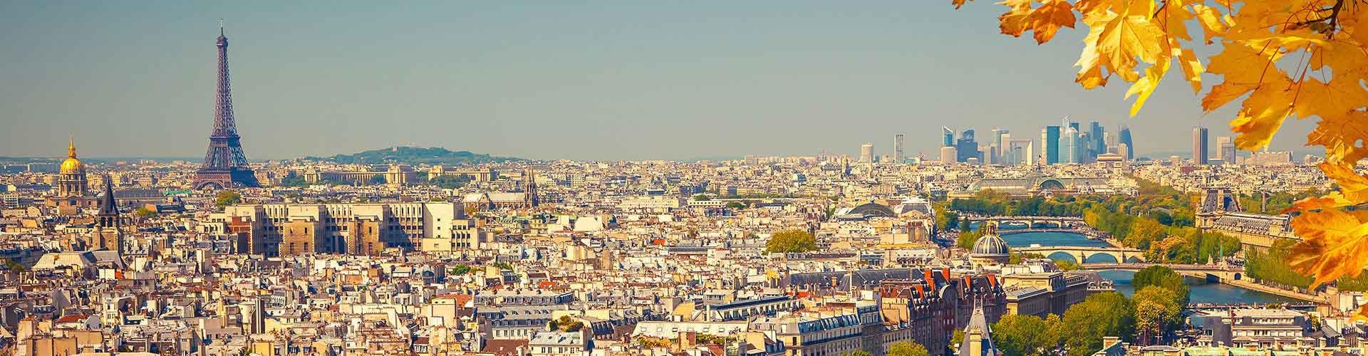 Párizs - Ifjúsági Szállások Párizsben. Párizs térképek, fotók és ajánlások minden egyes ifjúsági szállásokra Párizs-ben.
