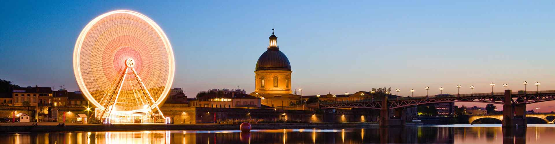 Toulouse – Student accommodations, hostels and coworking spaces in Toulouse (Franciaország). Maps of Toulouse, photos and reviews for each place in Toulouse.