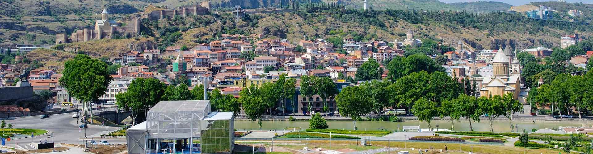 Tbiliszi - Ifjúsági Szállások Tbilisziben. Tbiliszi térképek, fotók és ajánlások minden egyes ifjúsági szállásokra Tbiliszi-ben.
