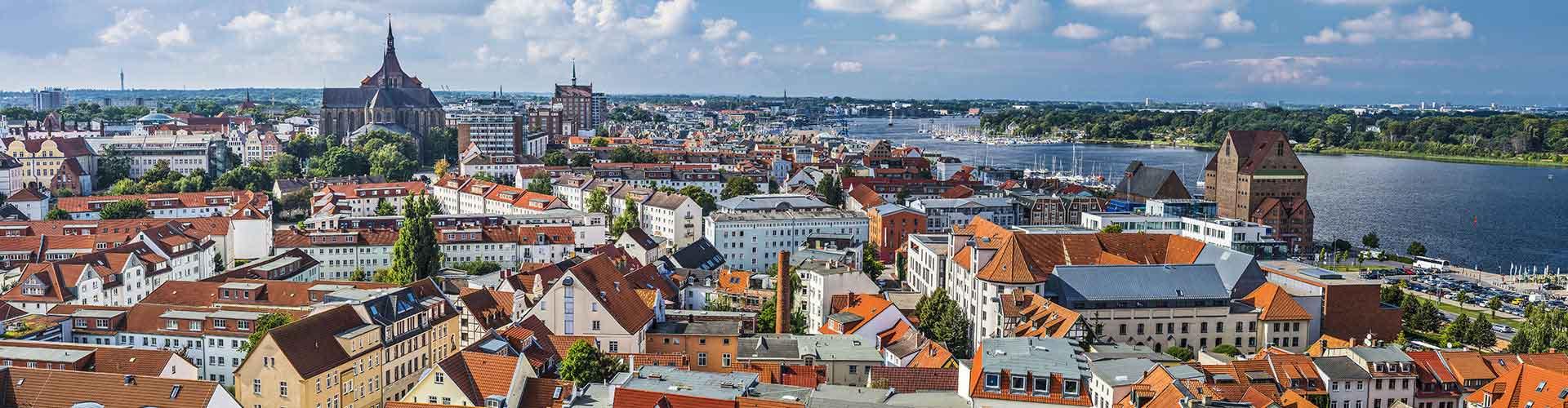 Rostock - Ifjúsági Szállások Rostockben. Rostock térképek, fotók és ajánlások minden egyes ifjúsági szállásokra Rostock-ben.