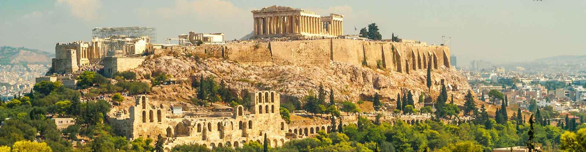 Athén - Ifjúsági Szállások Athénben. Athén térképek, fotók és ajánlások minden egyes ifjúsági szállásokra Athén-ben.