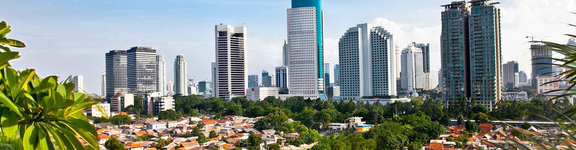 Jakarta - Ifjúsági Szállások Jakartaben. Jakarta térképek, fotók és ajánlások minden egyes ifjúsági szállásokra Jakarta-ben.