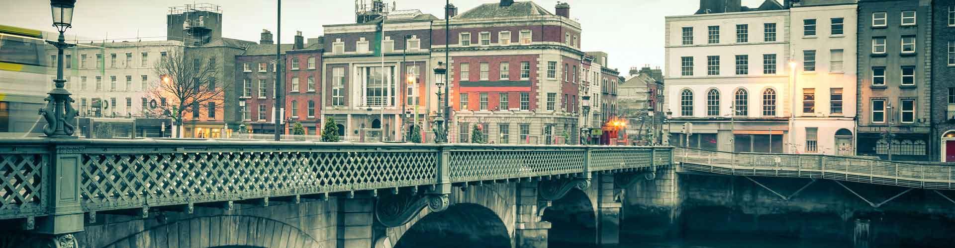 Dublin – Student accommodations, hostels and coworking spaces in Dublin (Írország). Maps of Dublin, photos and reviews for each place in Dublin.