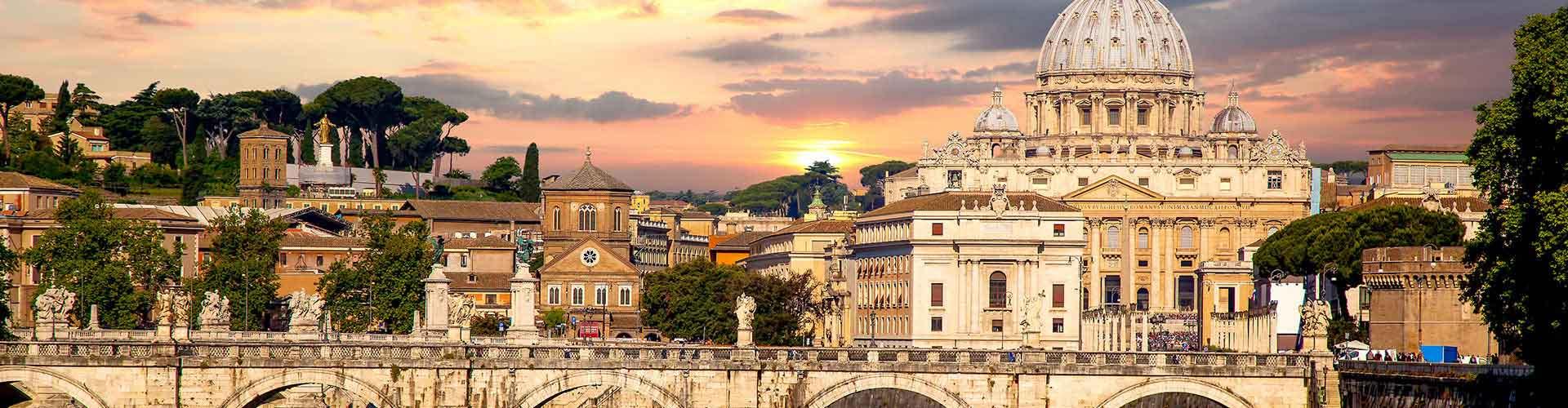 Róma - Ifjúsági Szállások Rómaben. Róma térképek, fotók és ajánlások minden egyes ifjúsági szállásokra Róma-ben.
