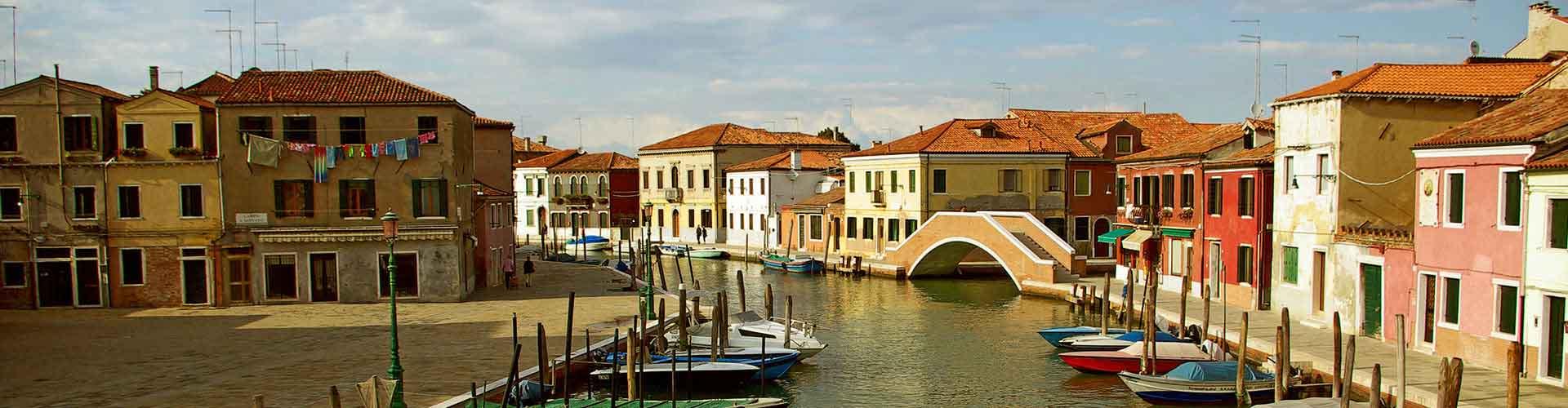 Venezia Mestre - Szobák közel Velence Marco Polo Repülőtér. Venezia Mestre térképek, fotók és ajánlások minden egyes Venezia Mestre szobáról.