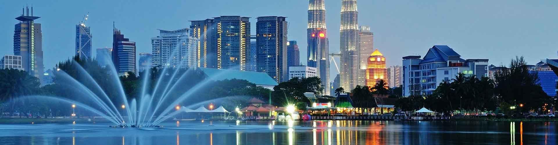 Kuala Lumpur - Ifjúsági Szállások Kuala Lumpurben. Kuala Lumpur térképek, fotók és ajánlások minden egyes ifjúsági szállásokra Kuala Lumpur-ben.