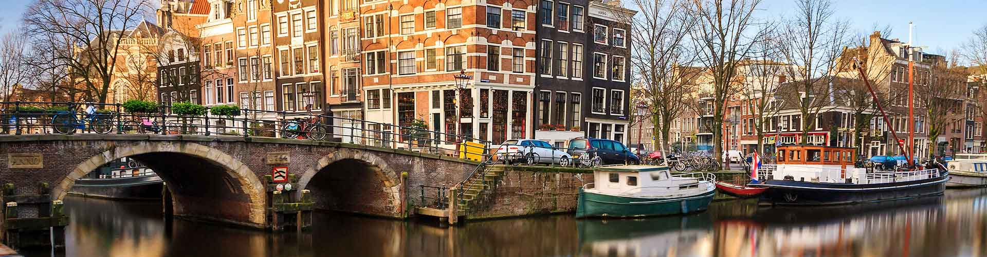Amszterdam - Ifjúsági Szállások Amszterdamben. Amszterdam térképek, fotók és ajánlások minden egyes ifjúsági szállásokra Amszterdam-ben.