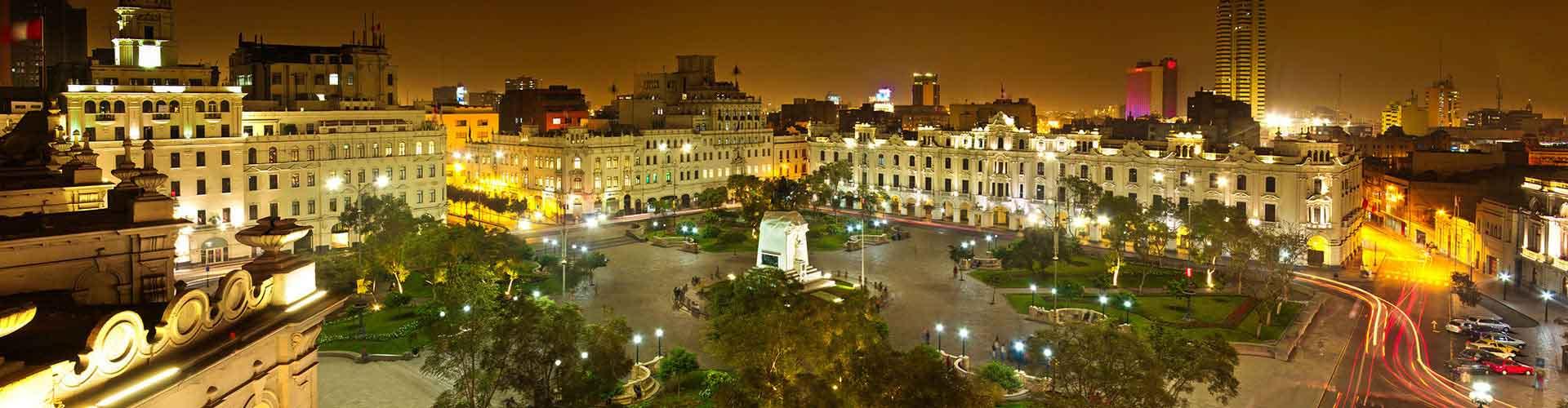 Lima - Ifjúsági Szállások Limaben. Lima térképek, fotók és ajánlások minden egyes ifjúsági szállásokra Lima-ben.