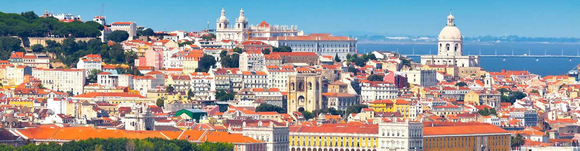 Lisszabon - Ifjúsági Szállások Lisszabonben. Lisszabon térképek, fotók és ajánlások minden egyes ifjúsági szállásokra Lisszabon-ben.