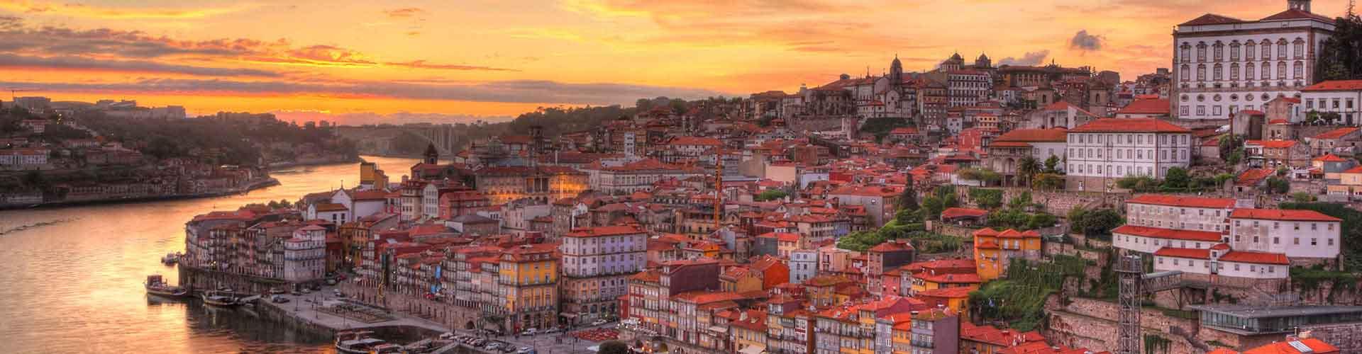 Porto - Ifjúsági Szállások Portoben. Porto térképek, fotók és ajánlások minden egyes ifjúsági szállásokra Porto-ben.