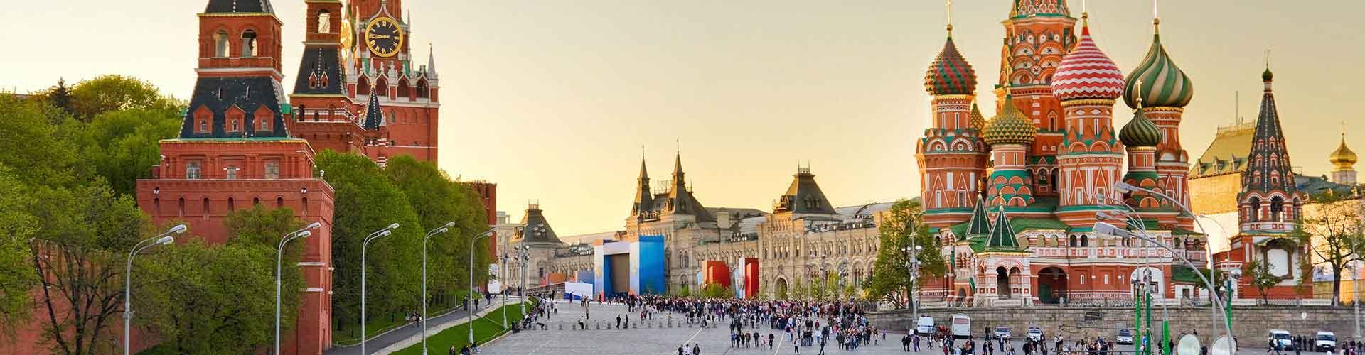 Moszkva - Ifjúsági Szállások Moszkvaben. Moszkva térképek, fotók és ajánlások minden egyes ifjúsági szállásokra Moszkva-ben.