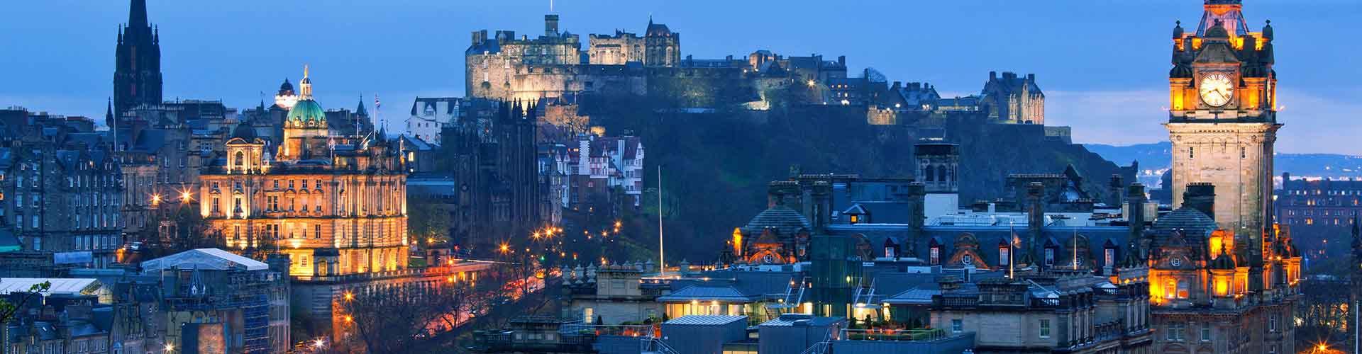 Edinburgh - Ifjúsági Szállások Edinburghben. Edinburgh térképek, fotók és ajánlások minden egyes ifjúsági szállásokra Edinburgh-ben.