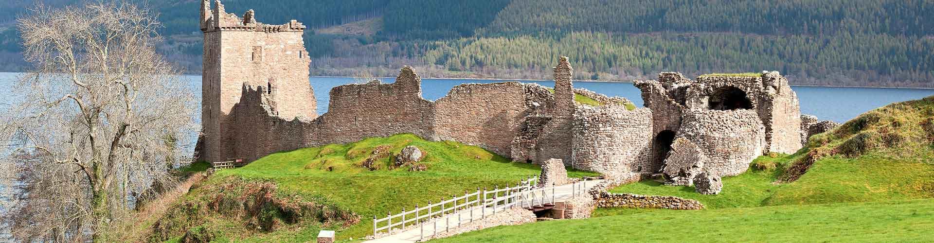 Loch Ness - Ifjúsági Szállások Loch Nessben. Loch Ness térképek, fotók és ajánlások minden egyes ifjúsági szállásokra Loch Ness-ben.