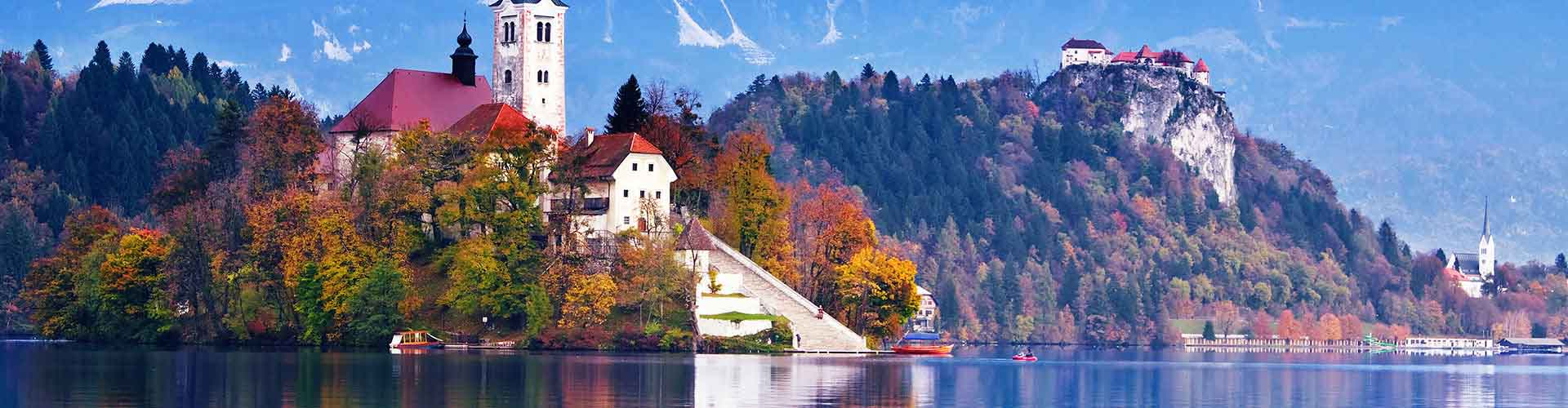 Bled - Ifjúsági Szállások Bledben. Bled térképek, fotók és ajánlások minden egyes ifjúsági szállásokra Bled-ben.