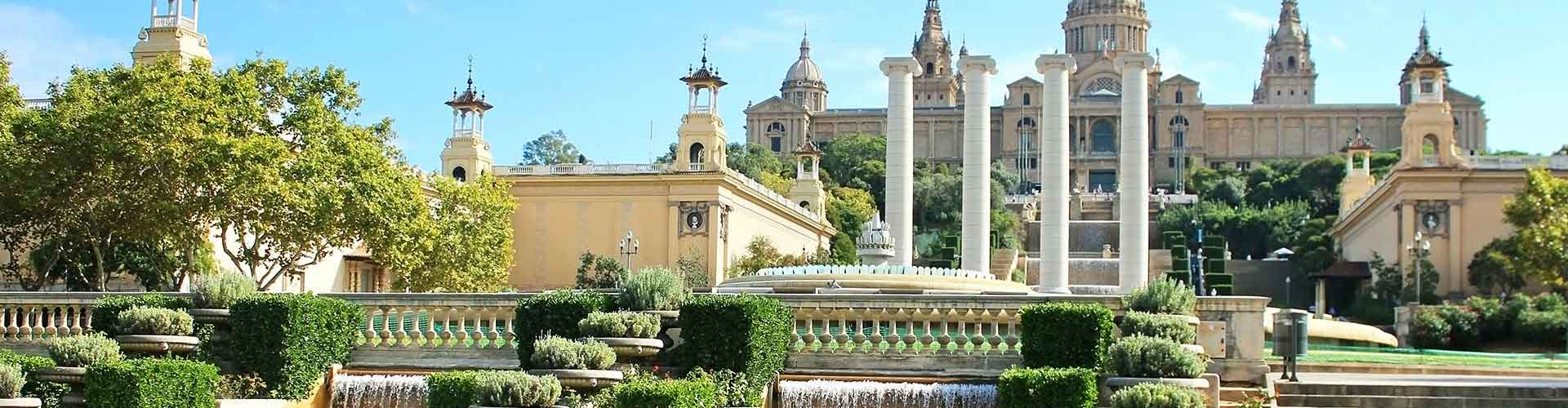 Barcelona – Student accommodations, hostels and coworking spaces in Barcelona (Spanyolország). Maps of Barcelona, photos and reviews for each place in Barcelona.