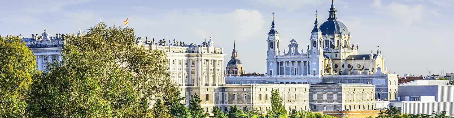 Madrid - Camping közel Madrid-Barajas repülőtér. Madrid térképek, fotók és ajánlások minden egyes Madrid campingról.