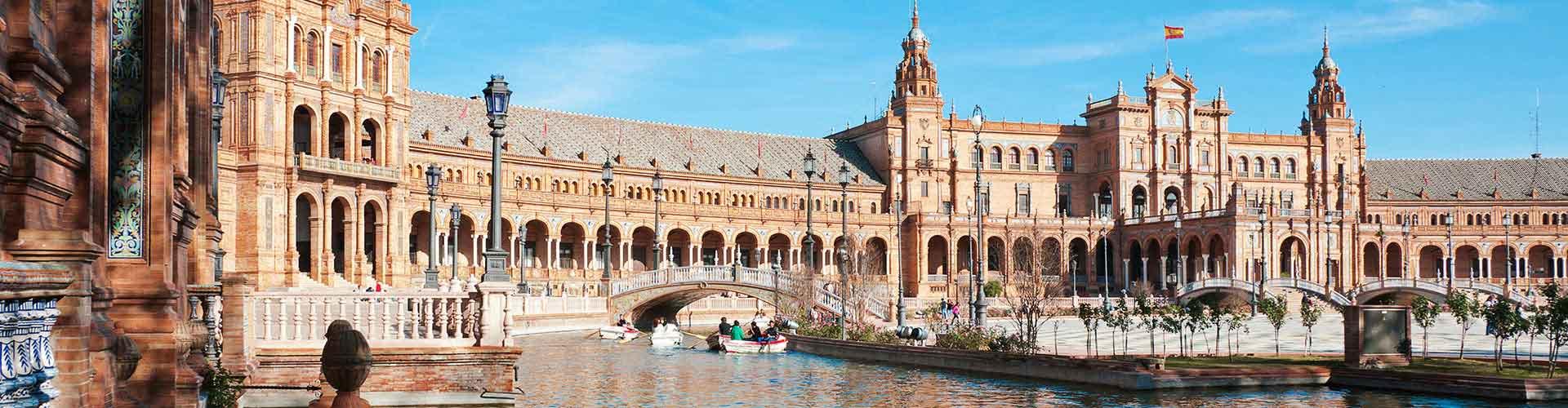 Seville - Ifjúsági Szállások Sevilleben. Seville térképek, fotók és ajánlások minden egyes ifjúsági szállásokra Seville-ben.