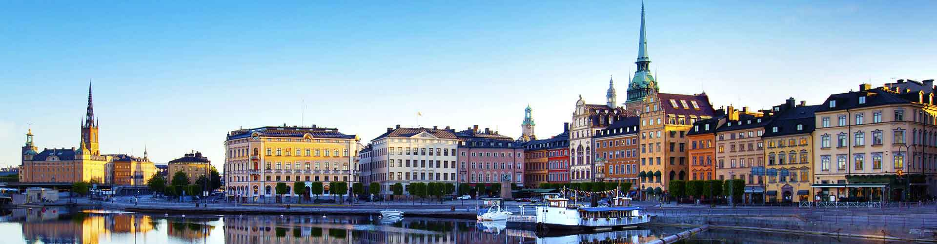 Stockholm – Student accommodations, hostels and coworking spaces in Stockholm (Svédország). Maps of Stockholm, photos and reviews for each place in Stockholm.
