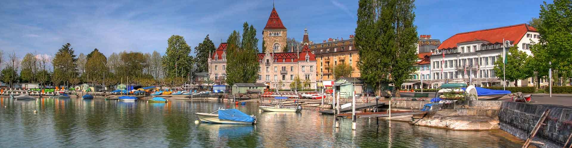 Lausanne - Ifjúsági Szállások Lausanneben. Lausanne térképek, fotók és ajánlások minden egyes ifjúsági szállásokra Lausanne-ben.