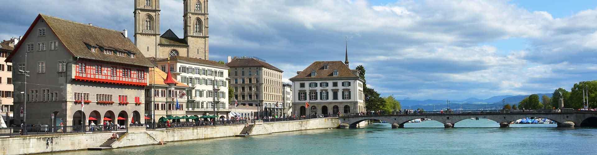 Zurich - Szobák Zurich. Zurich térképek, fotók és ajánlások minden egyes Zurich szobáról.