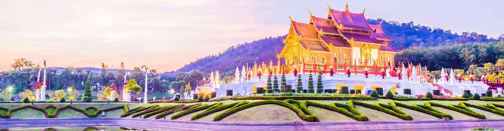 Chiang Mai - Ifjúsági Szállások Chiang Maiben. Chiang Mai térképek, fotók és ajánlások minden egyes ifjúsági szállásokra Chiang Mai-ben.