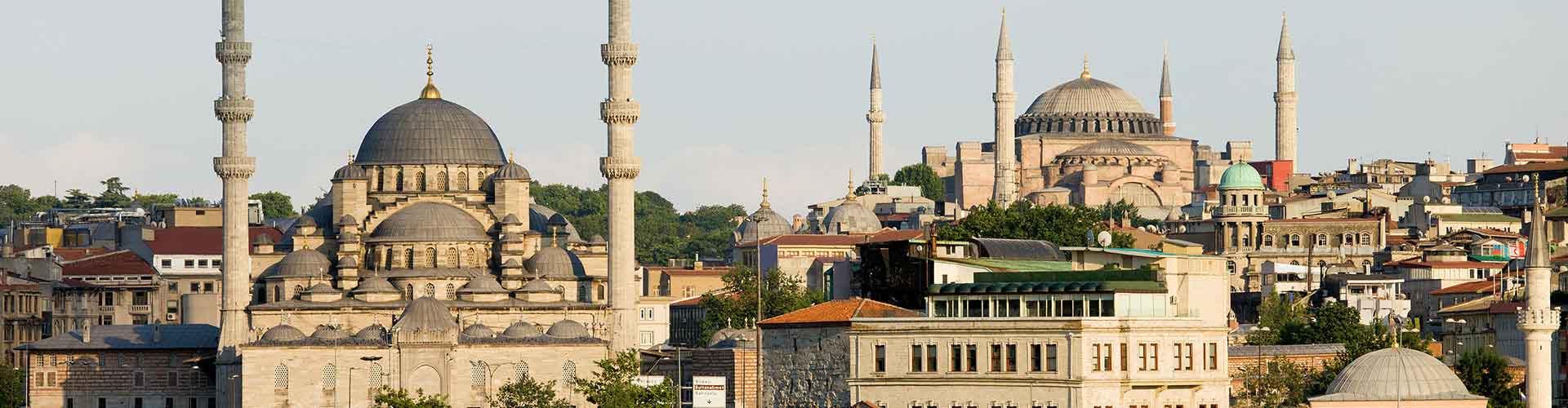 Isztambul - Ifjúsági Szállások Isztambulben. Isztambul térképek, fotók és ajánlások minden egyes ifjúsági szállásokra Isztambul-ben.