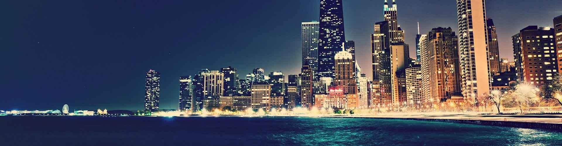 Chicago - Ifjúsági Szállások Chicagoben. Chicago térképek, fotók és ajánlások minden egyes ifjúsági szállásokra Chicago-ben.
