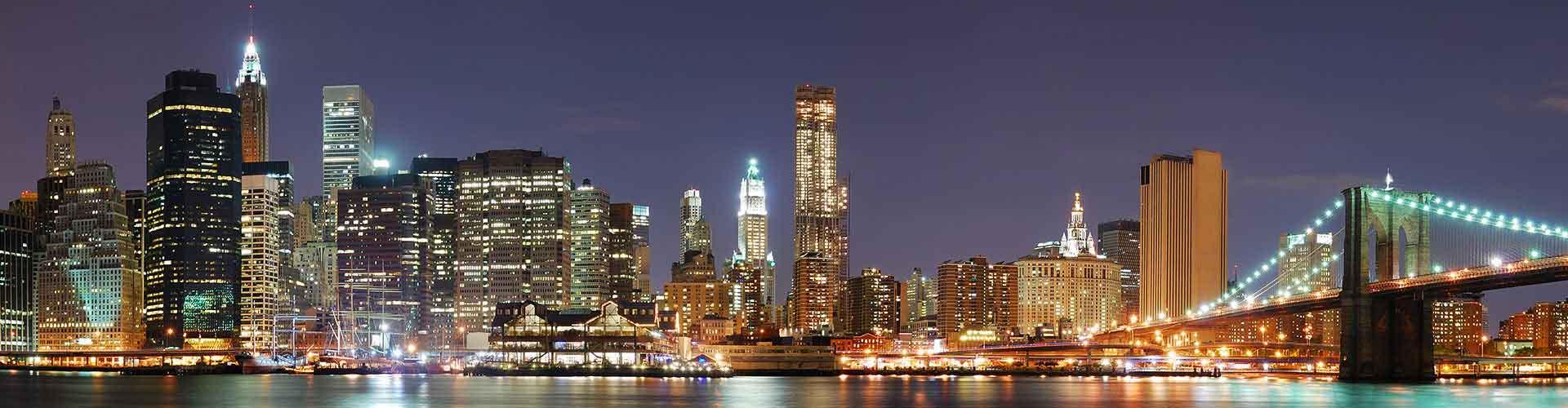 New York - Ifjúsági Szállások New Yorkben. New York térképek, fotók és ajánlások minden egyes ifjúsági szállásokra New York-ben.