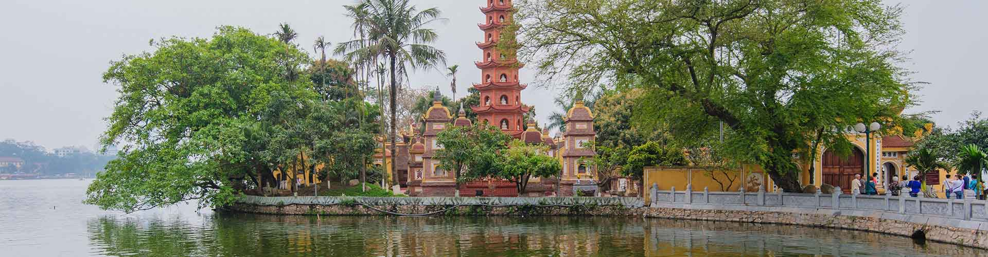 Hanoi - Ifjúsági Szállások Hanoiben. Hanoi térképek, fotók és ajánlások minden egyes ifjúsági szállásokra Hanoi-ben.