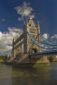 Londres, Tower Bridge