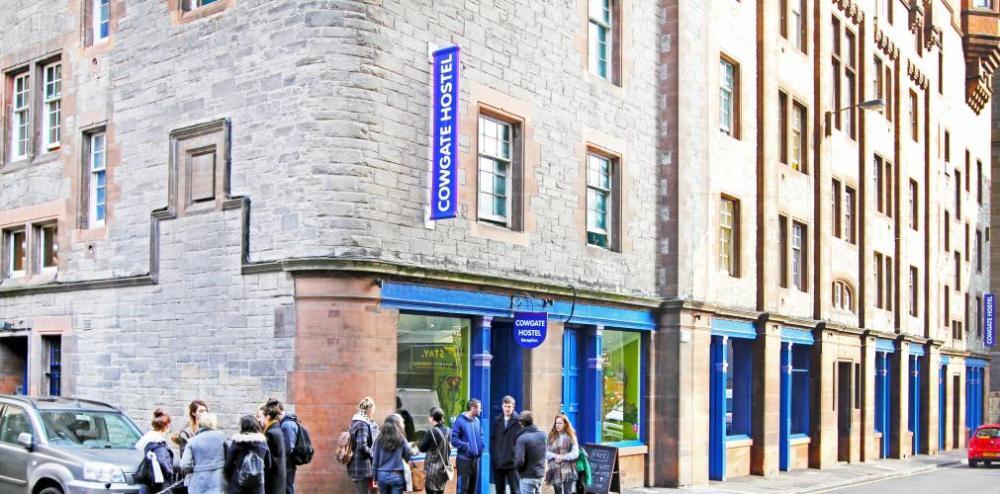 Lovely locaion, right in the heart of Edinburgh.