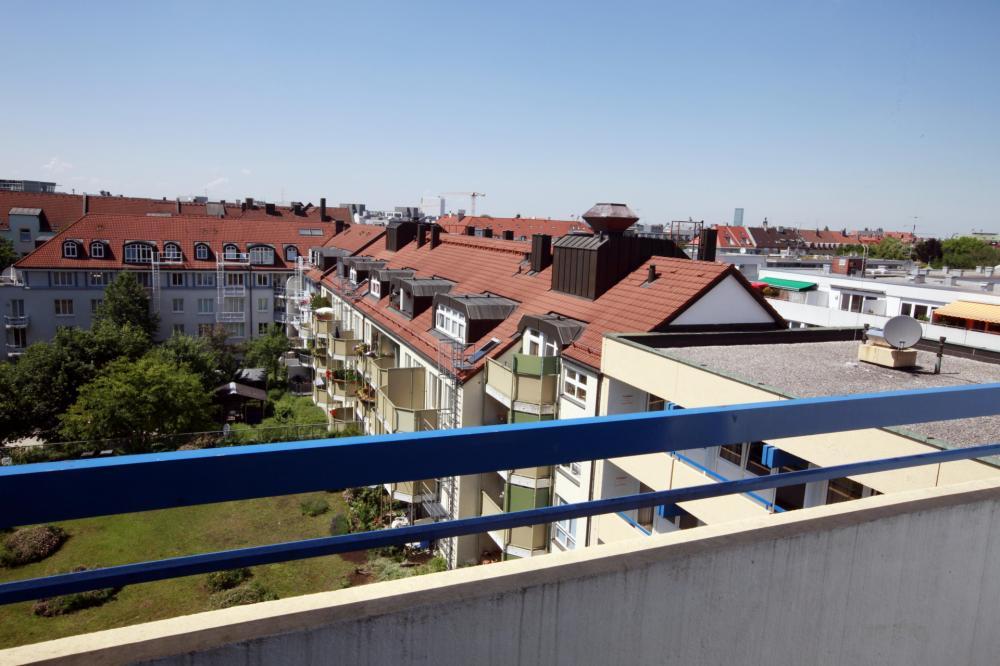 A & O München Hackerbrücke Hostel tetőtéri