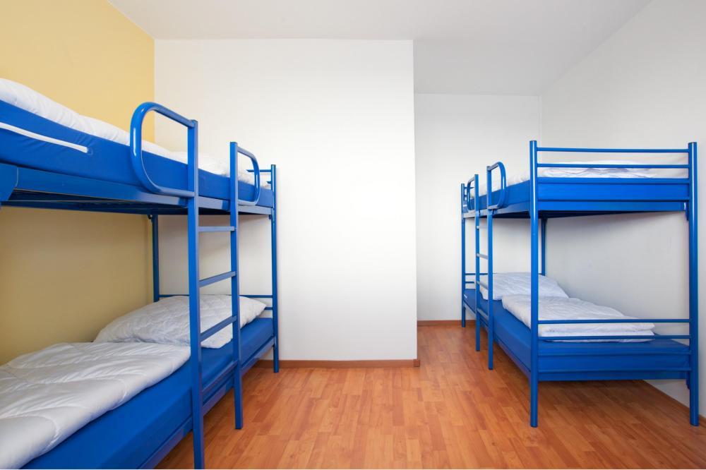 A & O Prága Metro Strizkov Dorms szoba
