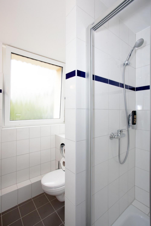 A & O Prague Metro Strizkov WC / zuhanyzó
